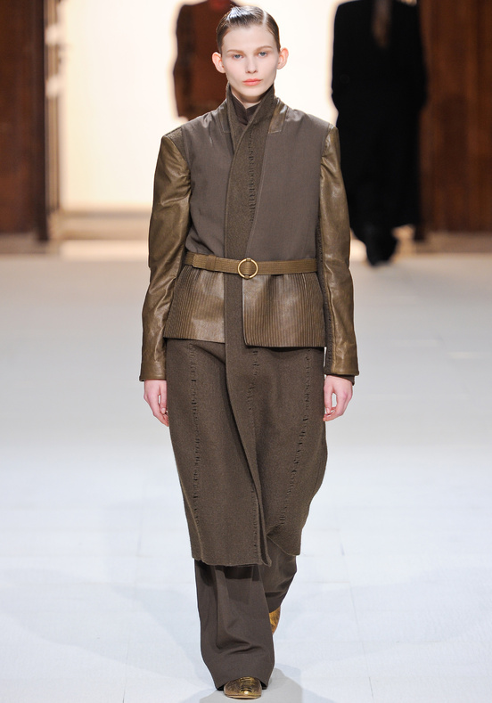 Damir Doma Fall Winter 2012 Collection 7