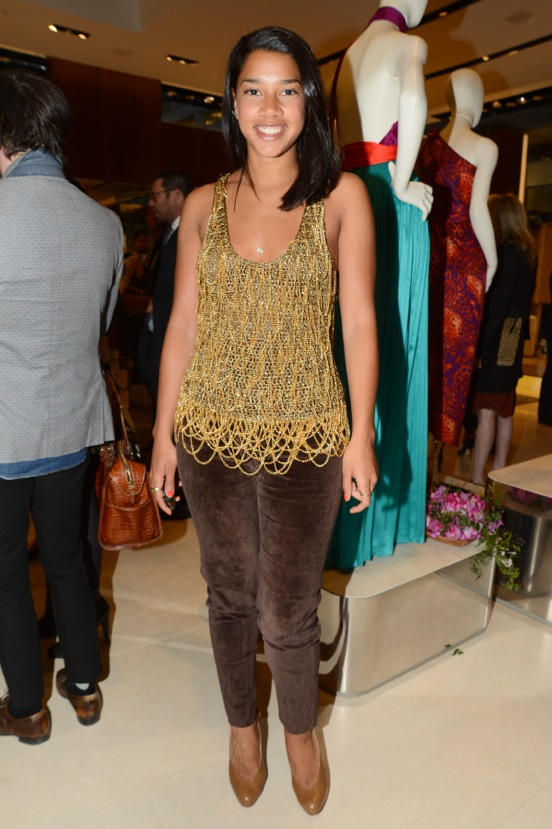 Salvatore Ferragamo Fifth Avenue Flagship Hannah Bronfman