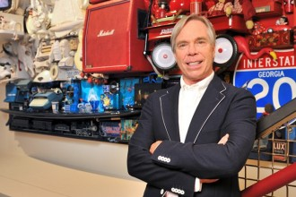 Tommy Hilfiger Takes Over Tokyo