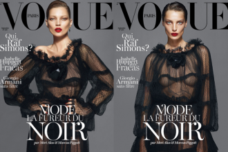 French Vogue September 2012 Issue