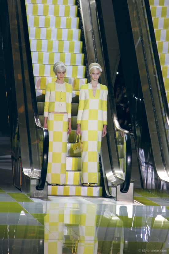 Louis Vuitton Spring Summer 2013 8