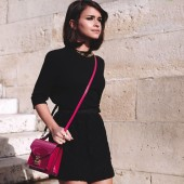 BIG! Louis Vuitton Iconic Mini Bags on the Coolest Girls 5
