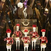 The Louis Vuitton Christmas of the Century at the Galleries Lafayette 10