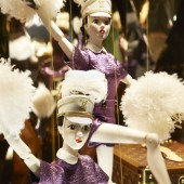 The Louis Vuitton Christmas of the Century at the Galleries Lafayette 12
