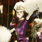 The Louis Vuitton Christmas of the Century at the Galleries Lafayette 13