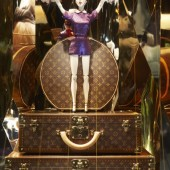 The Louis Vuitton Christmas of the Century at the Galleries Lafayette 16