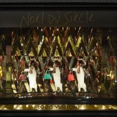 The Louis Vuitton Christmas of the Century at the Galleries Lafayette 17