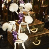 The Louis Vuitton Christmas of the Century at the Galleries Lafayette 23