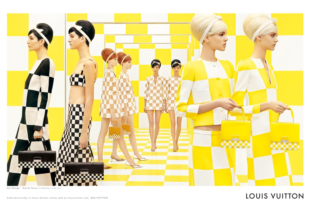 Louis Vuitton Spring Summer 2012 Ad Campaign 1