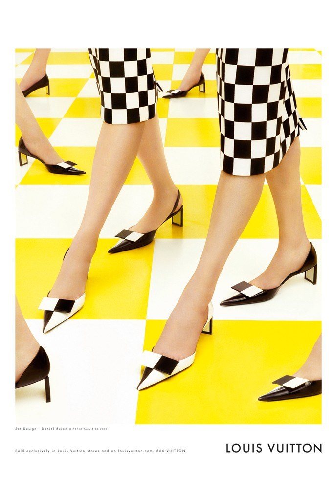 Louis Vuitton Spring Summer 2012 Ad Campaign 2