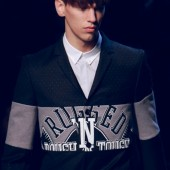 KRISVANASSCHE Fall Winter 2013 Collection 1