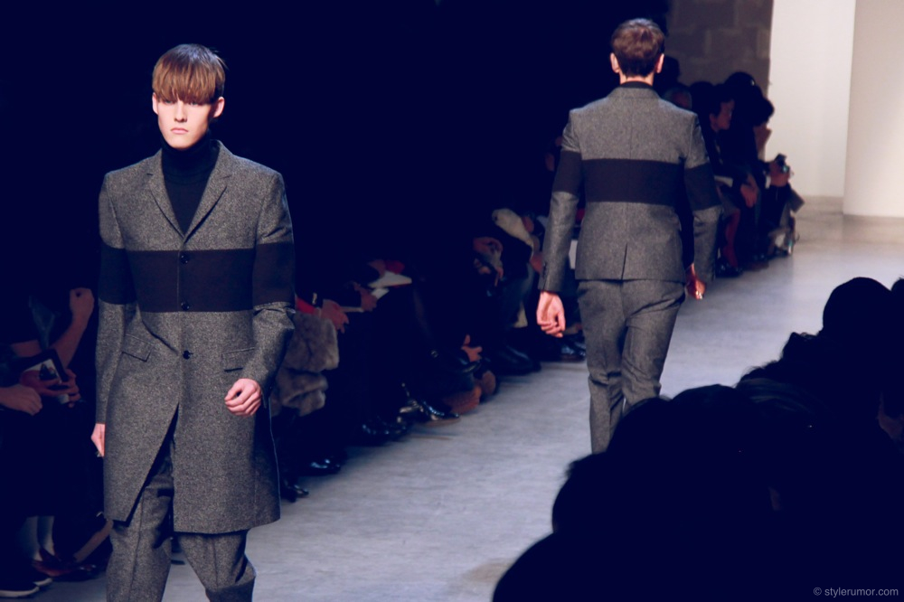 KRISVANASSCHE Fall Winter 2013 Collection 21