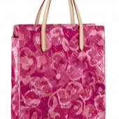 Louis Vuitton Summer 2013 Collection Tote bag in Monogram Vernis leather Ikat 1