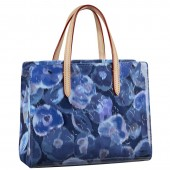 Louis Vuitton Summer 2013 Collection Tote bag in Monogram Vernis leather Ikat 3