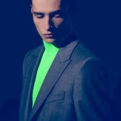 Mugler Fall Winter 2013 Menswear 1