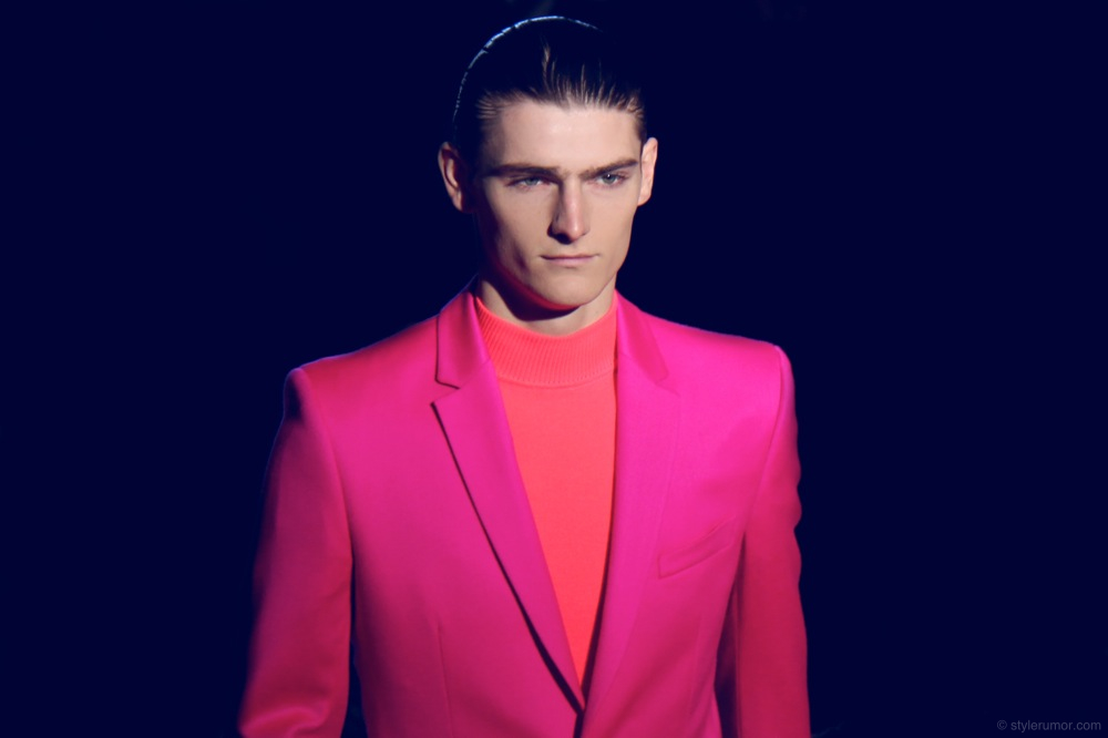 Mugler Fall Winter 2013 Menswear 18