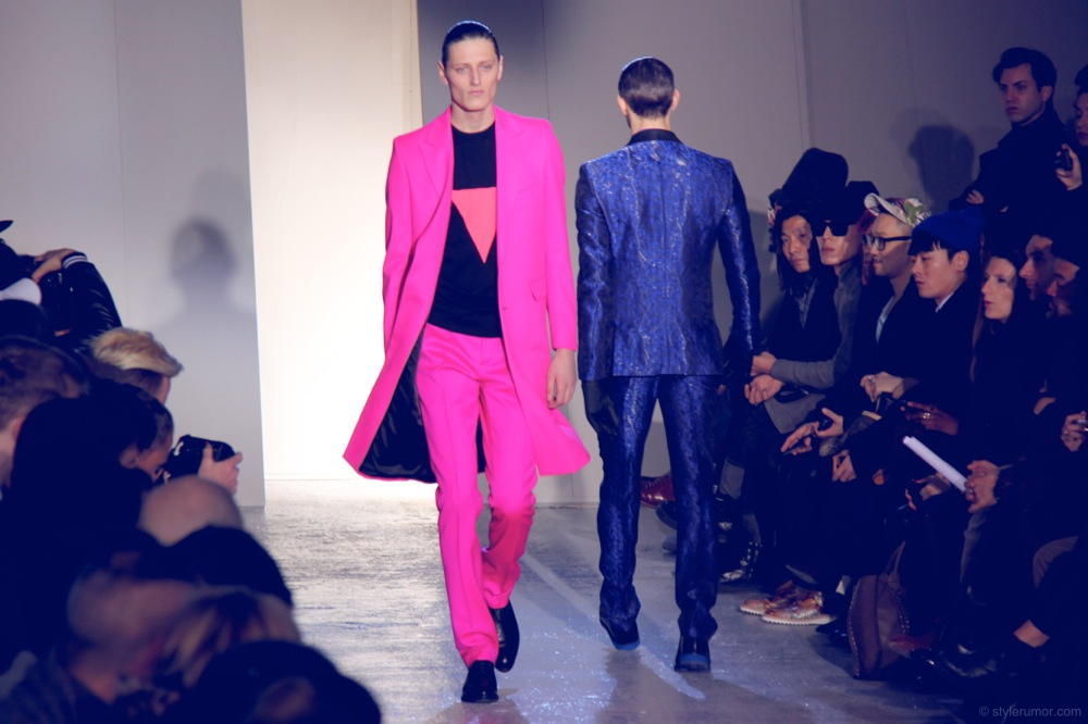 Mugler Fall Winter 2013 Menswear 22
