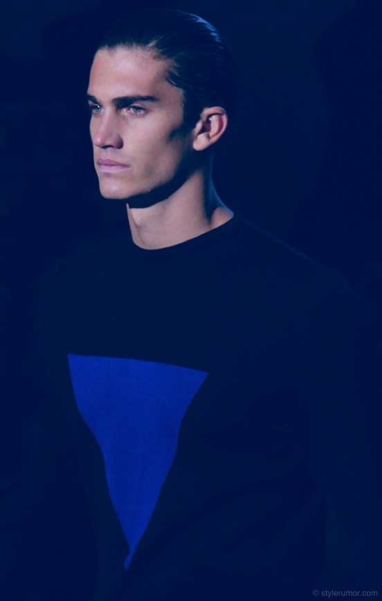 Mugler Fall Winter 2013 Menswear 23
