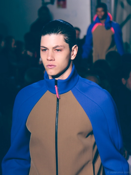 Mugler Fall Winter 2013 Menswear 4