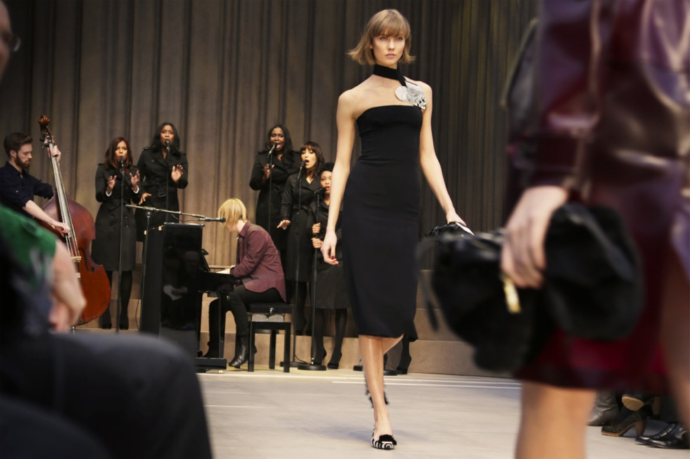 Burberry Prorsum Womenswear Autumn_Winter 2013 Show