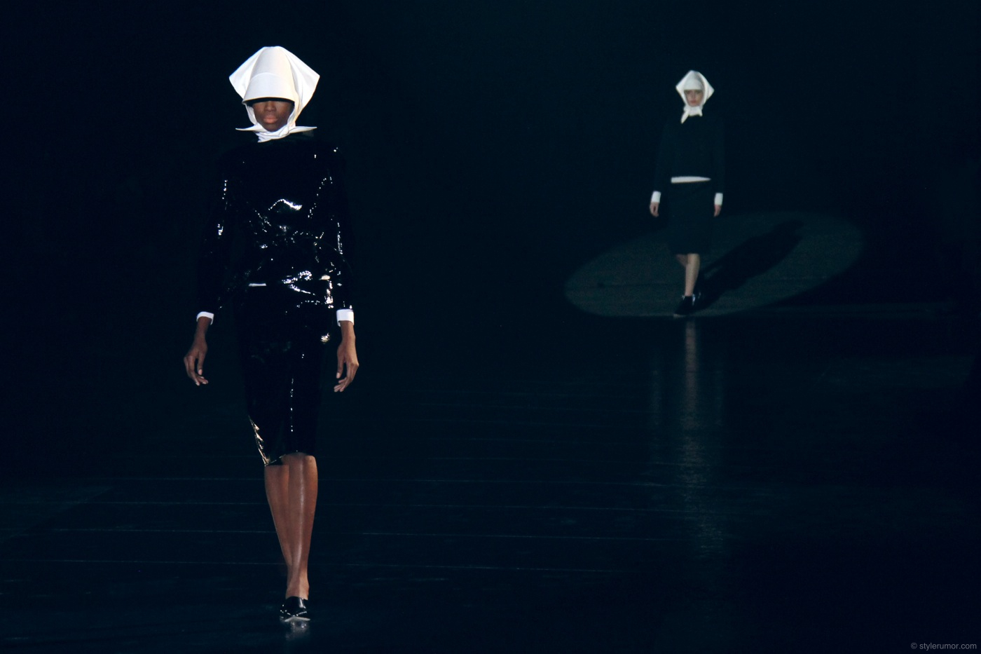 Mugler Fall Winter 2013 Collection 16