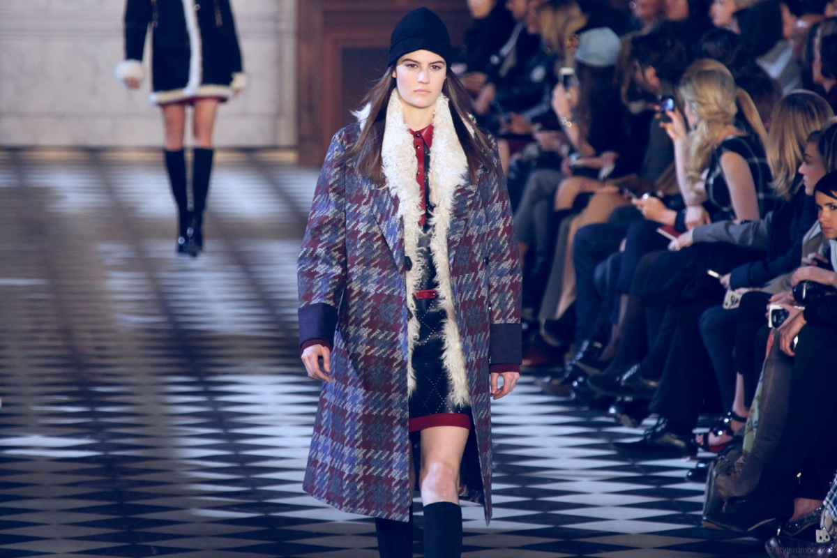 Tommy Hilfiger Fall Winter 2013 Collection 13