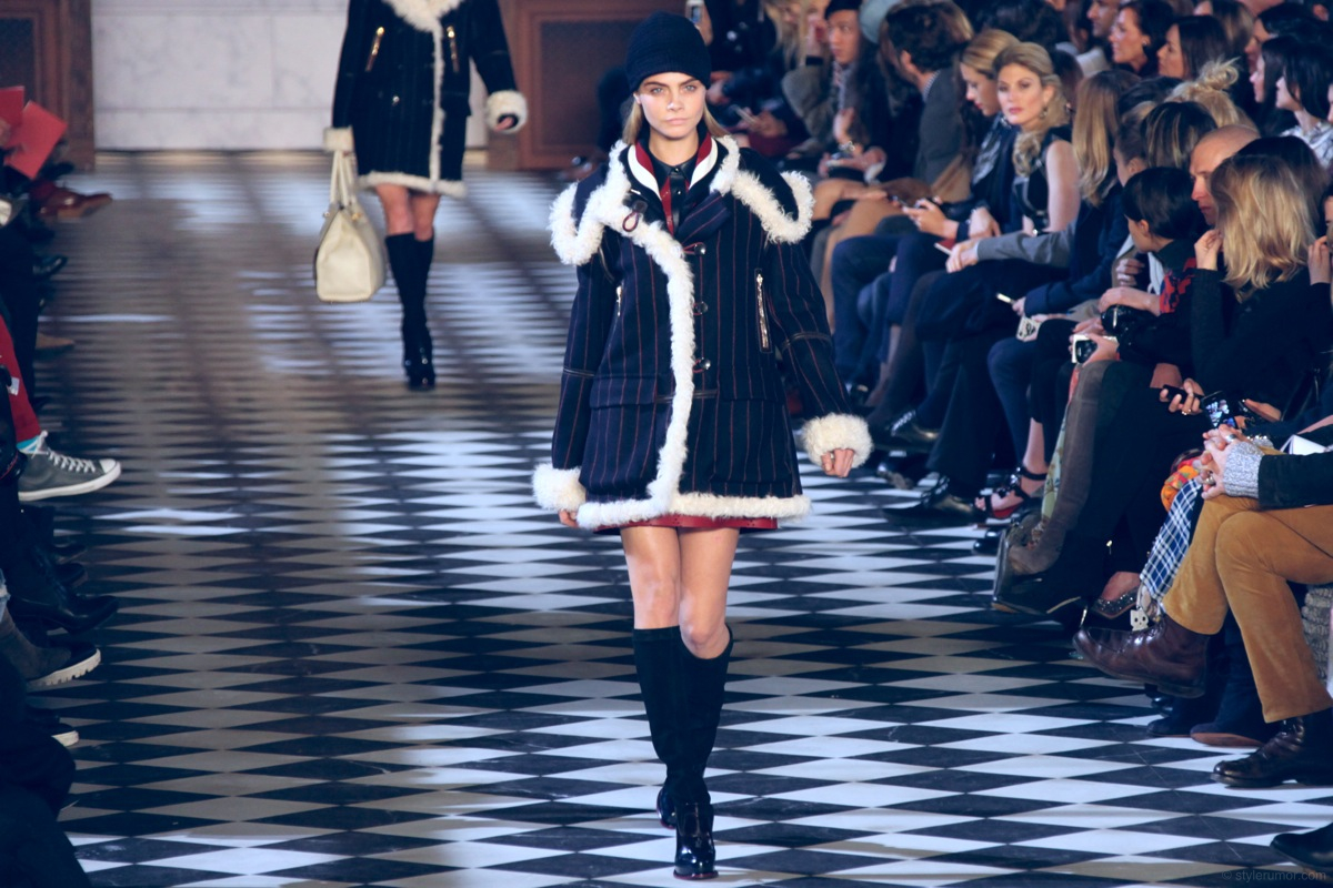 Tommy Hilfiger Fall Winter 2013 Collection 14