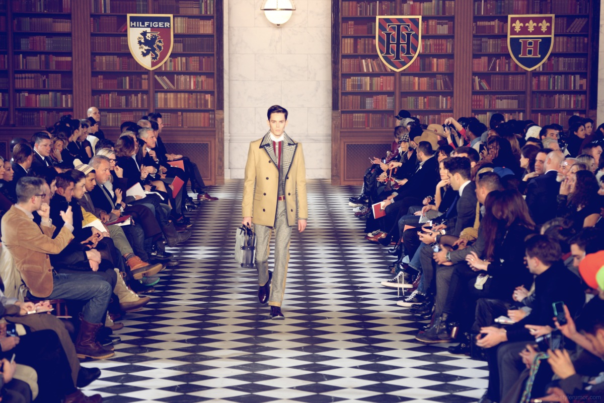 Tommy Hilfiger Fall Winter 2013 Menswear Collection 3