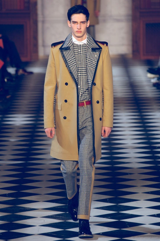 Tommy Hilfiger Fall Winter 2013 Menswear Collection 4
