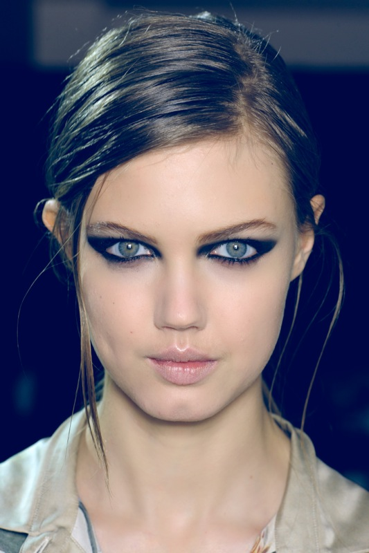 Lanvin Fall Winter 2013 Backstage Beauty 2