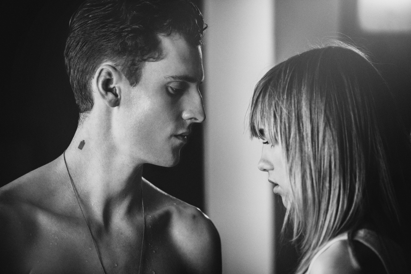 Burberry Brit Rhythm - Behind the Scenes with Suki Waterhouse and George Barnett 2