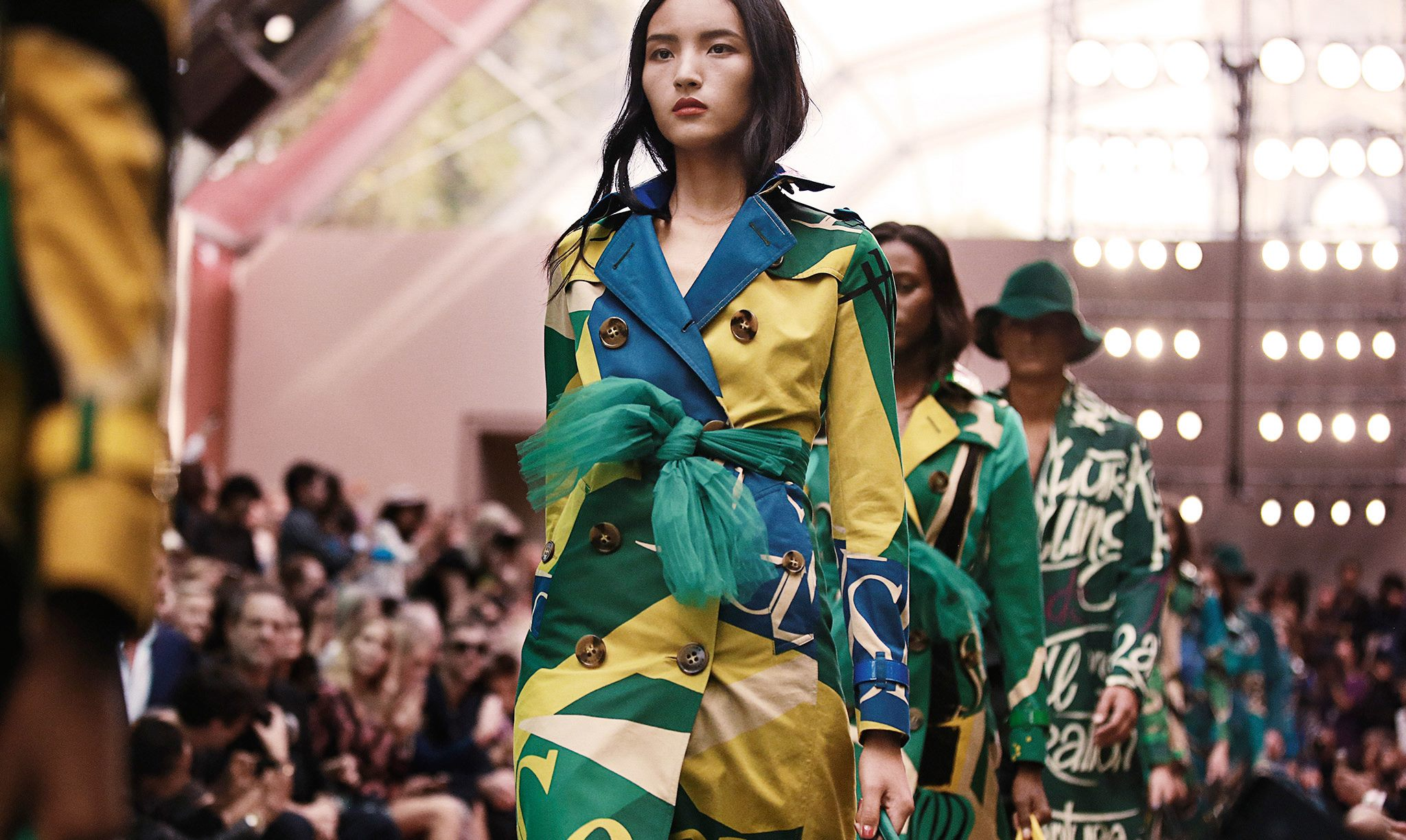Burberry Prorsum Spring 2015 Collection 12