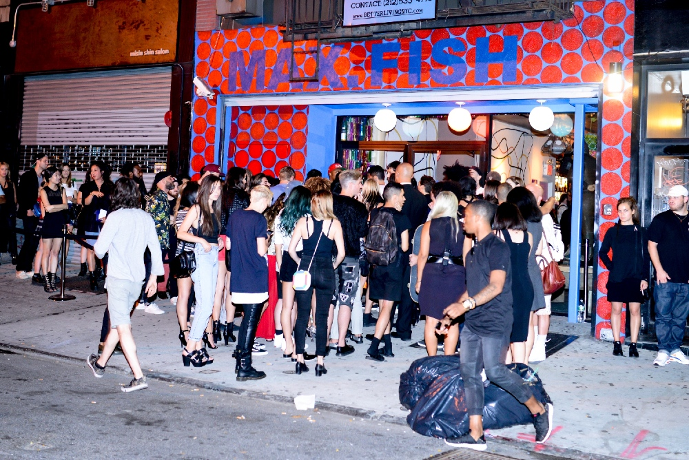 FRANK151 X DKNY RELEASE PARTY AT MAX FISH 6