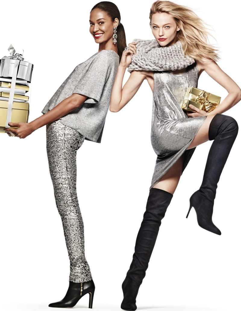 H&M 2014 Holiday Campaign 3