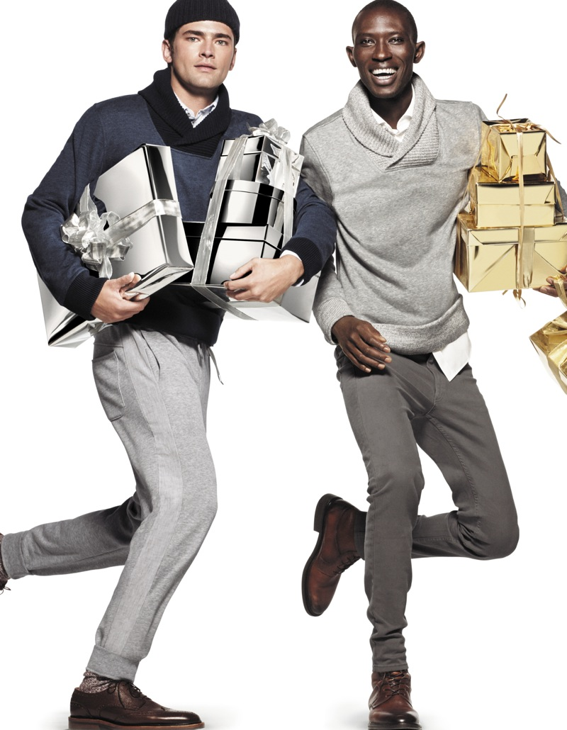 H&M 2014 Holiday Campaign 8