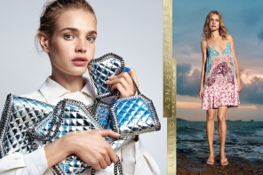 Stella McCartney Spring 2015 Ad Campaign