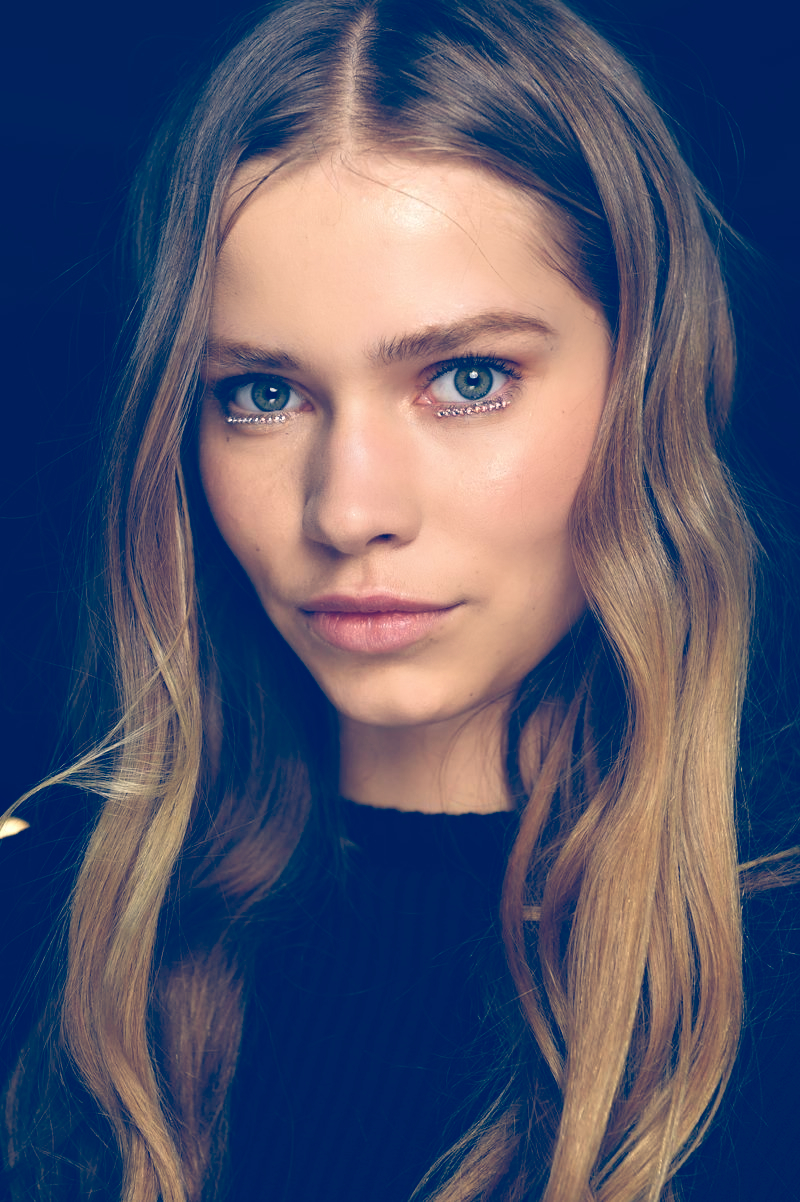 Backstage Beauty at the Rodarte Fall Winter 2015 Show 1