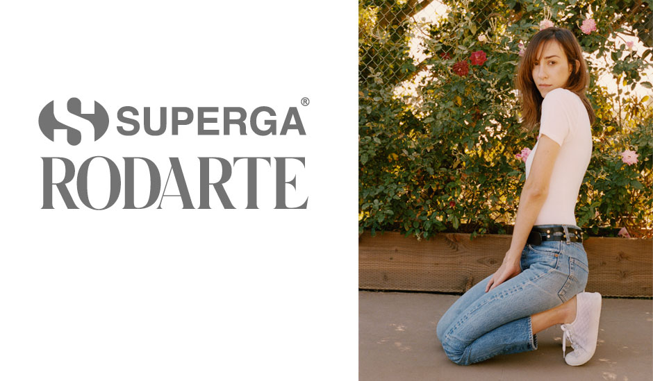 Rodarte x Superga Featuring Gia Coppola 6