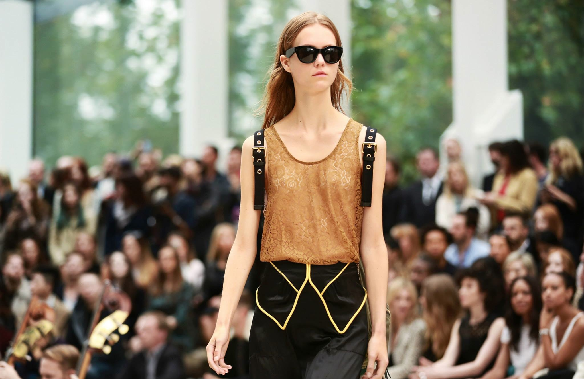 Burberry Prorsum Spring Summer 2016 Collection 6