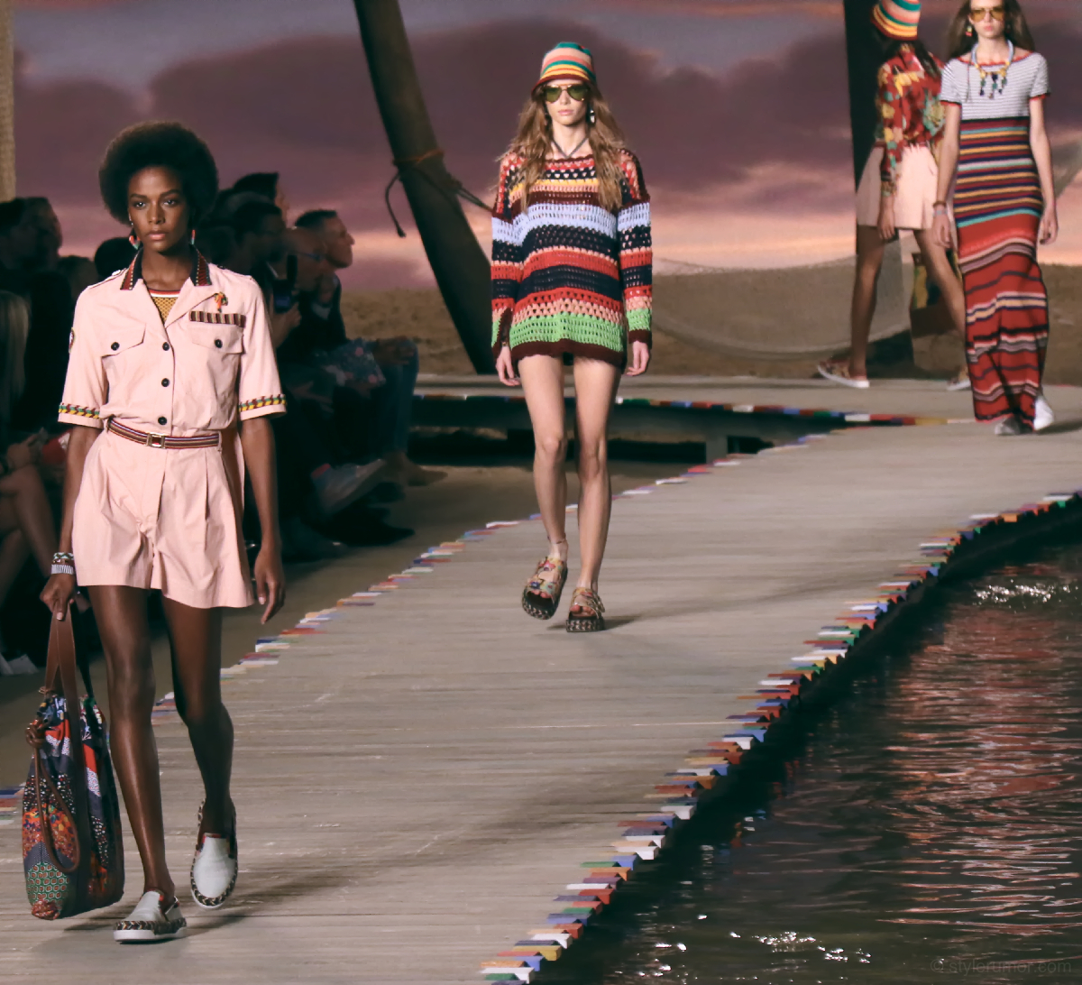 Tommy Hilfiger Spring Summer 2016 Collection 5